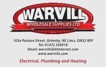 Warvill Wholesale Supplies Ltd