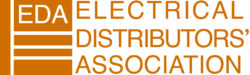 Logo for the Electrical Distributors' Association