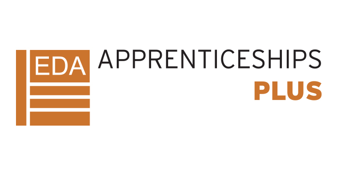 Image result for EDA Apprenticeships Plus