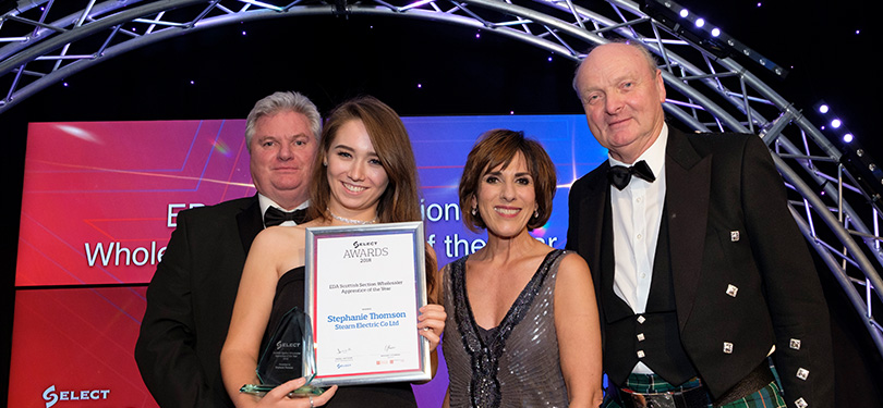 Stearn's Stephanie Thomson claims Scottish apprenticeship title