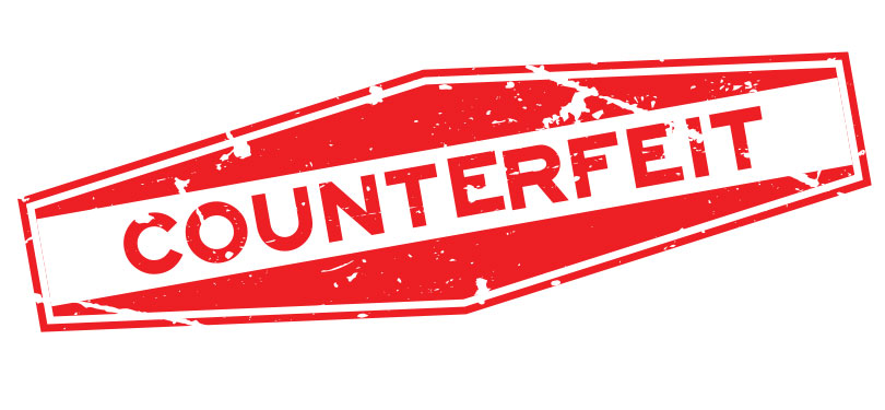 Low prices too good to be true? Be counterfeit savvy