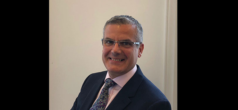 """Stearn's Charlie Lacey says """"Make the most of your EDA membership"""""""