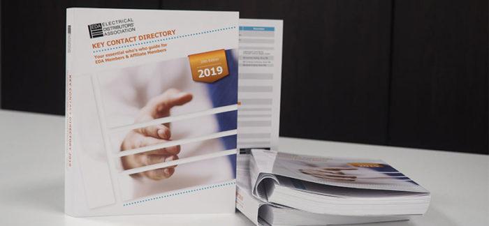 EDA's Key Contact Directory 2019
