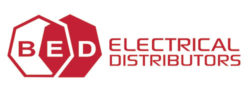 BED Electrical Distributors logo