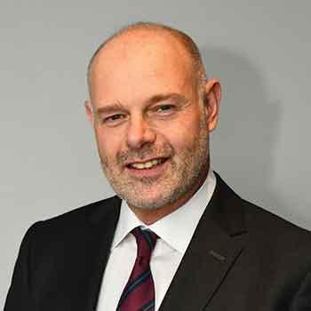 Chris Ashworth, Vice President 2019 - 2021