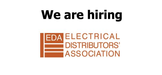 Welcome to the Electrical Distributors' Association (EDA)