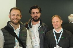 The team from EDA affiliate, British Electrical Lamps