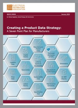 Creating a Product Data Strategy - free white paper to download
