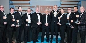 Order! The Rt Hon John Bercow presents EDA Awards