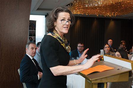 Margaret Fitzsimons, EDA CEO