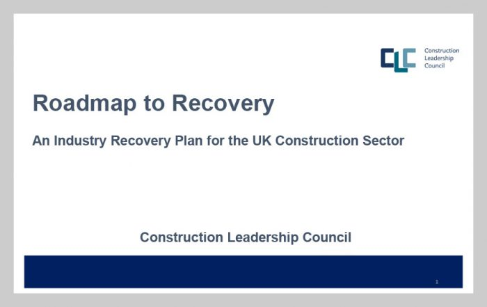 CLC's Roadmap to Recovery document published 1 June 2020
