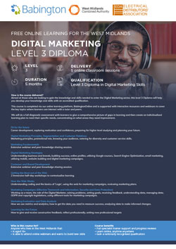 Digital-Marketing-Diploma-Level-3-for-West-Midlands