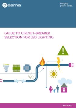Guide to circuit breaker selection for LED lighting