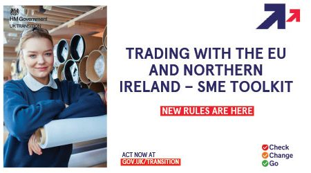 SME pack for trading with the EU and Northern Ireland