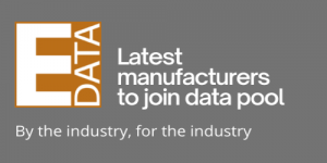 Leading manufacturers join sector-led EDATA