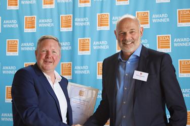 EDA Engagement Awardsd 2021 - highly commended for Lewdon