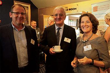 Delegates at EDA Bristol Forum