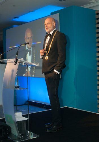 EDA President Chris Ashworth