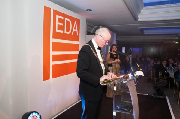 EDA President Simon Barkes